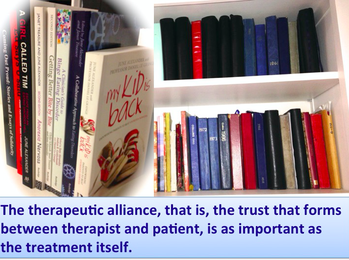 An Enduring Relationship: the Patient and the Therapist Who Does Not Give Up