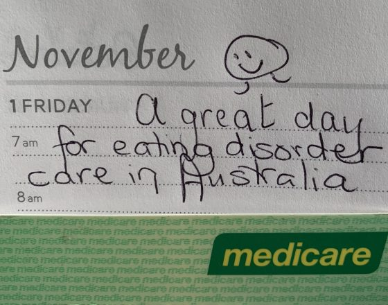 More Medicare support for Australians with eating disorders