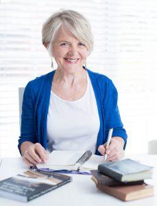 Dr June Alexander, The Diary Healer