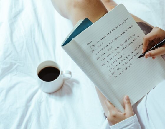 Benefits and risks in writing and publicly sharing your eating disorder story
