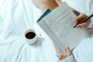 Detachment writing and how it helped me to reclaim my voice